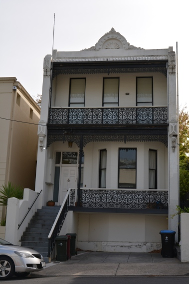 Edwardian townhouse, Carlton
