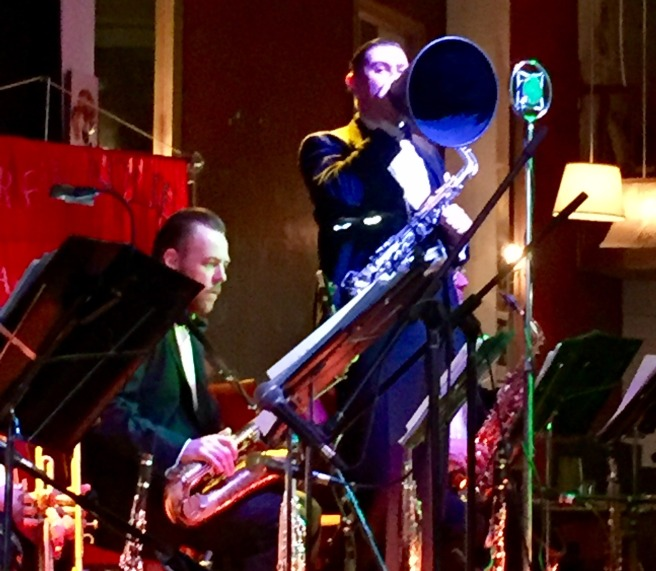 Mr Andrew Nolte and his Big Band